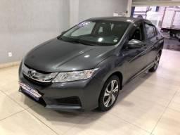 Título do anúncio: Honda city LX 1.5 aut CVT - 2016