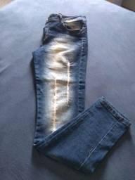 Título do anúncio: Calça jeans feminina número 42