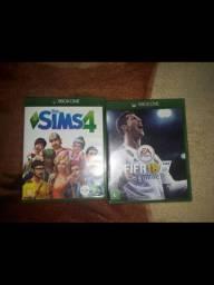 The Sims 4 e FIFA 18