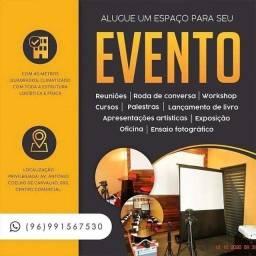 Título do anúncio: Sala para cursos, palestras e oficinas.