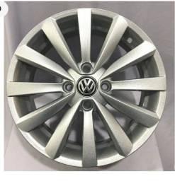 Título do anúncio: Rodas aro 17 rodas zerada sem detalhes ou troco por rodas aro 15..