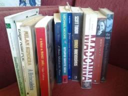 cada livro 15 reais vários títulos