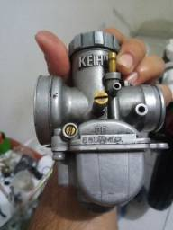 Carburador Original Keihin PE68 28mm Cr 80 Cr85 Honda Rd 135 Dt 180 Dt 200 Cg Titan
