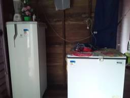 5meses a geladeira e 10meses o freezer