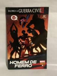 Hq Homem de Ferro N°04 - Cercados