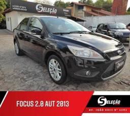 Título do anúncio: FOCUS 2012/2013 2.0 GLX SEDAN 16V FLEX 4P AUTOMÁTICO