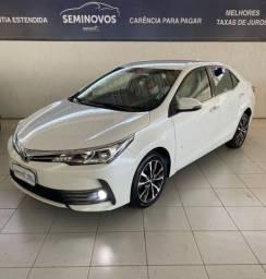 Título do anúncio: Corolla 2.0 XEI automatico 2018