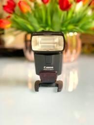 Título do anúncio: Flash Canon 430exII