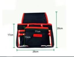 Título do anúncio: Bolsa Porta Ferramentas 7 Bolsos Mtx 902419-T104