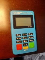 Título do anúncio: Maquina de cartão Mercado Pago Point mini chip s/ celular