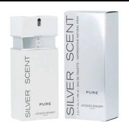 Título do anúncio: Perfume Silver scent PURE original