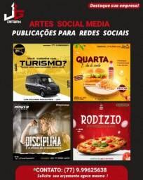 Título do anúncio: FAZEMOS PUBLICAÇÕES PARA EMPRESAS