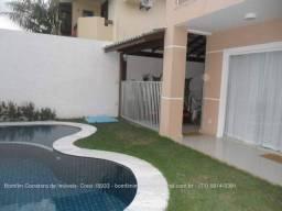 Título do anúncio: Casa a Venda em Lauro De Freitas, Miragem, 4 dormitórios, 4 banheiros, 2 vagas