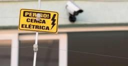 Concertina Controles Cerca Elétrica