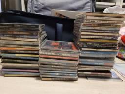 Título do anúncio: Lote 50 CDS