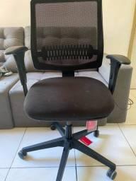 Cadeira uni me all black - Flexform