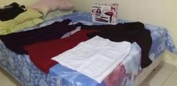Roupas e  secador