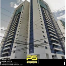 Apartamento com 3 dormitórios à venda, 79 m² por R$ 350.000 - Expedicionários - João Pesso