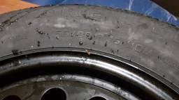 Título do anúncio: pneu estepe do creta