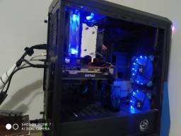 *CPU* Vendo  CPU gamer I7 7700 GTX 1060 6gb
