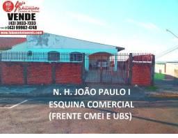 Título do anúncio: Apucarana - João Paulo I - Esquina Comercial