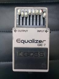 Pedal Equalizador Ge-7 Boss