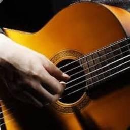 Aulas de violão classico e popular