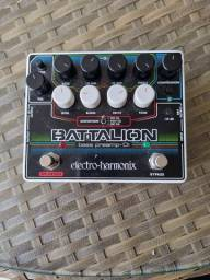 Título do anúncio: Pedal Battalion Electro Harmonix Preamp+DI