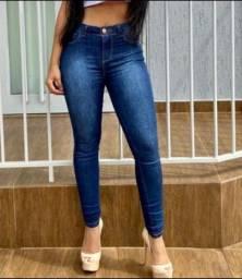 Título do anúncio: calça jeans feminina cintura alta