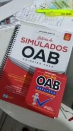 Título do anúncio: Vendo kit p/OAB