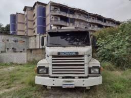 Título do anúncio: Vendo Scania e carreta