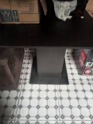 Título do anúncio: Mesa com 4 pufes