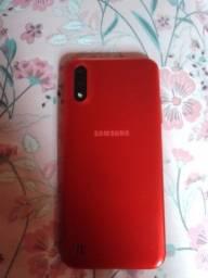 Vendo celular novo na caixa acompanha tudo a01