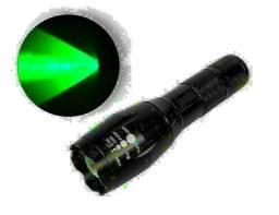 Título do anúncio: Lanterna Tatica X900 Militar Tática Led T6  Foco Verde <br>