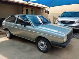 Título do anúncio: Gol BX Relíquia 1984   Placa Preta   Carro Bem Original   Todo Revisado