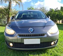 Renault Fluence Sedan Dynamique 2.0 Flex Cinza Metálico