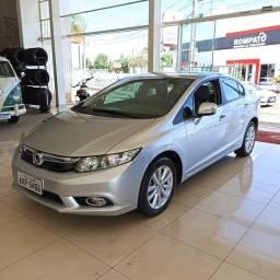 Título do anúncio: Honda Civic LXR 2014 Aut.