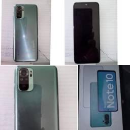 Título do anúncio: Xiaomi Redmi note 10 128 gb