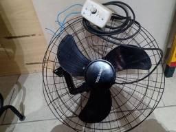 Título do anúncio: Ventilador.40cm..ventisilva