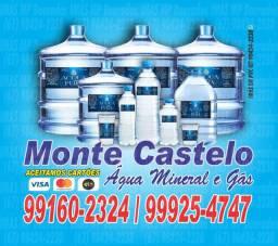 Monte Castelo Água Mineral