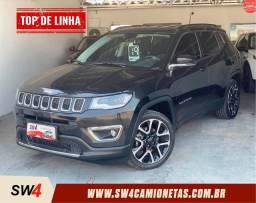 COMPASS 2019/2020 2.0 16V FLEX LIMITED AUTOMÁTICO