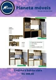 Título do anúncio: Cozinha e balcão Clara // ANTIGUIDADES ANTIGUIDADES ANTIGUIDADES