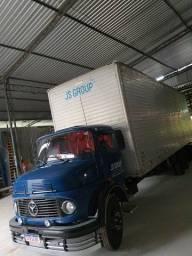 Título do anúncio: Caminhao truck 1113 ano 80 turbinado