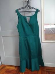 Título do anúncio: Vestido Mercatto Tam P nunca usado