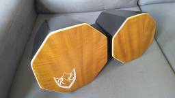 Bongô de madeira