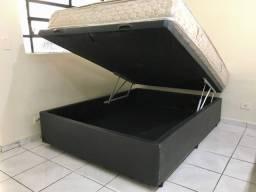 Título do anúncio: Cama Box de casal , cama Box, cama box baú