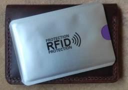 BLOQUEADOR PARA CARTÃO POR APROXIMAÇÃO RFID