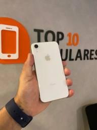 Título do anúncio: iPhone XR 128gb Branco Seminovo
