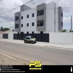 Apartamento com 2 dormitórios à venda, 55 m² por R$ 133.000 - Indústrias - João Pessoa/PB