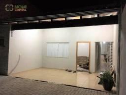 Casa com 3 dormitórios à venda, 210 m² por R$ 450.000,00 - Residencial Nossa Senhora Apare